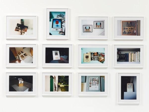 "Luke Fowler, ""GHIRRI,"" 2015. Group of 12 C-prints"