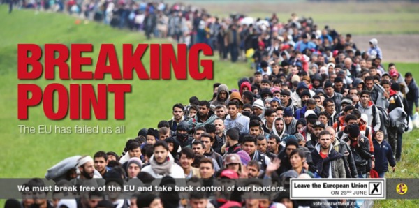 "UKIP's ""Breaking Point"" Advertisement"
