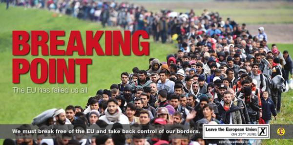 "UKIP's ""Breaking Point"" Advertisement"