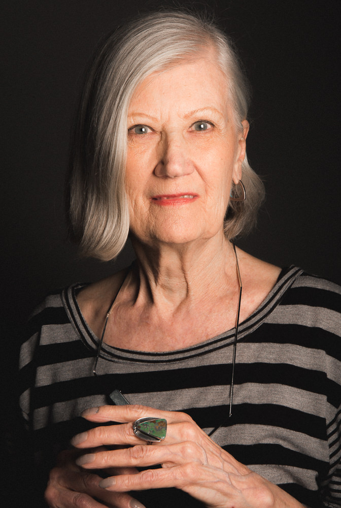 Barbara Kasten/ Photo: Joe Mazza/Brave Lux