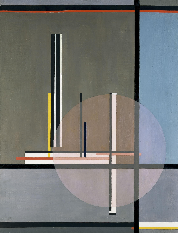 """László Moholy-Nagy, """"LIS,"""" 1922."""