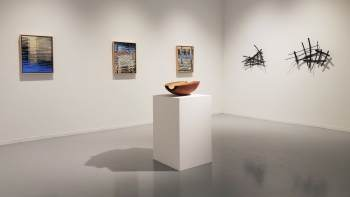 """Missed Connections: A Review of """"Chicago and Indianapolis – What's the Connection?"""" At Zolla/Lieberman Gallery"""