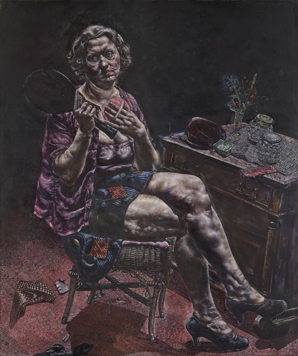 Every Tone A Little Jaundiced: A Review of Ivan Albright at the Art Institute of Chicago