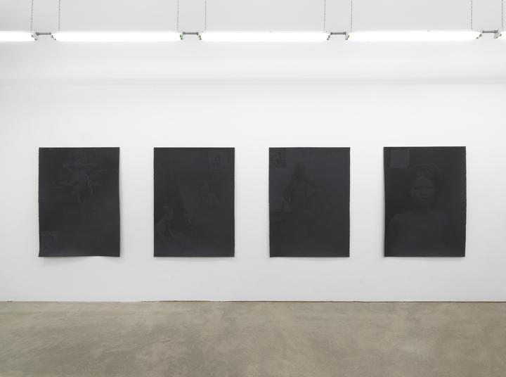 From the Archives, Out of the Darkness: A Review of Huong Ngo at Aspect/Ratio Projects