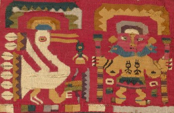 Complex Patterns and Virtuosic Figures: A Review of Andean Textiles at the Art Institute of Chicago