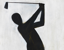 Black Golfer #1