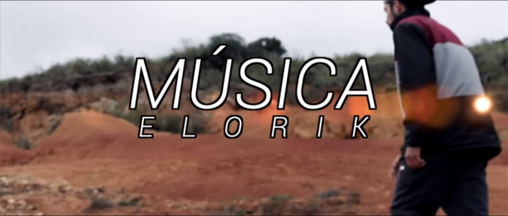 elorick musica nuevo video hip hop