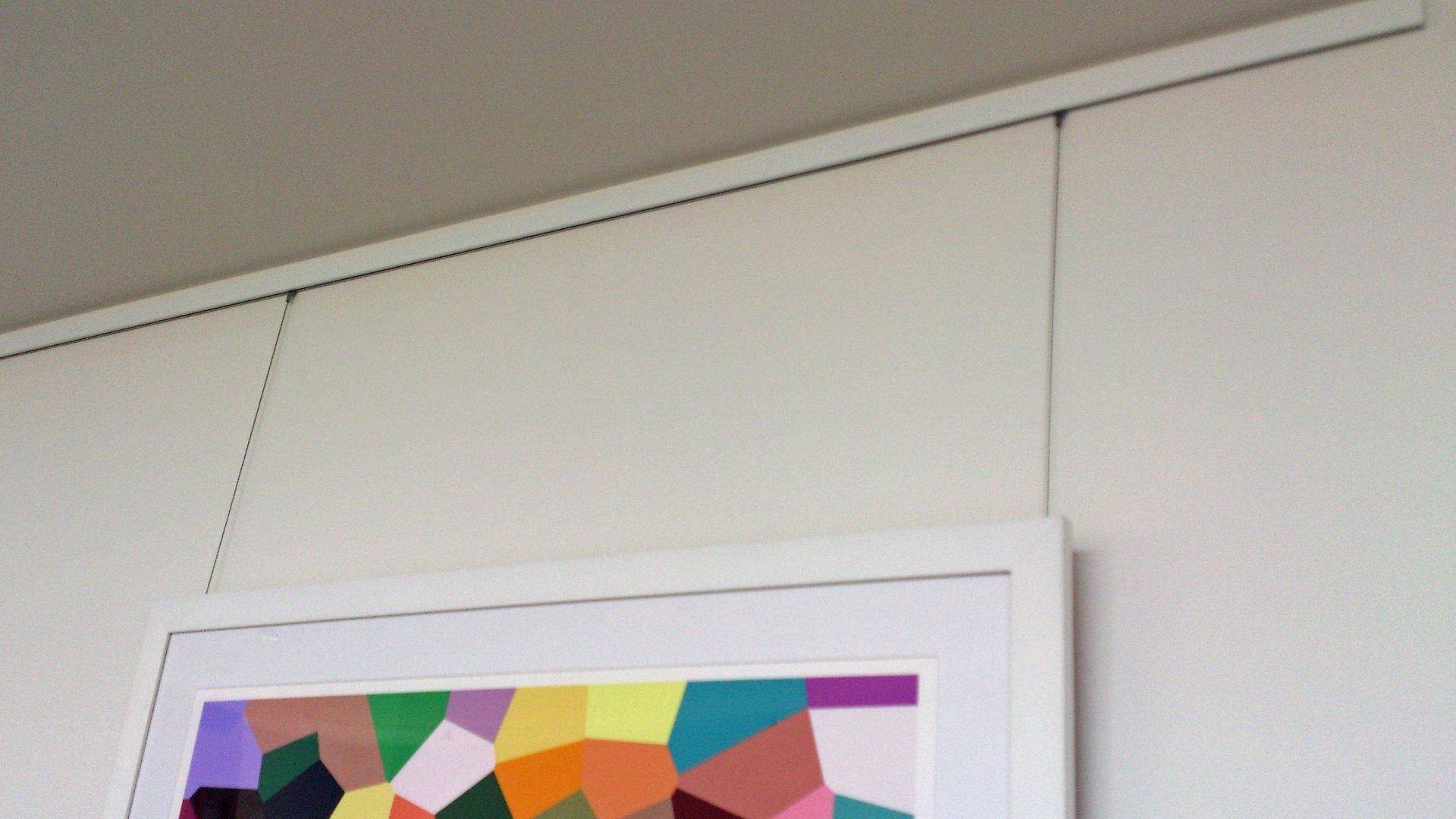 Slimline Art Hanging System