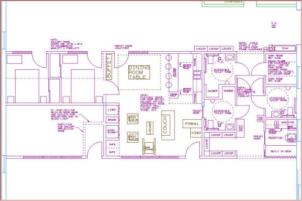 Art2Part ® Gallery Architectural Plan