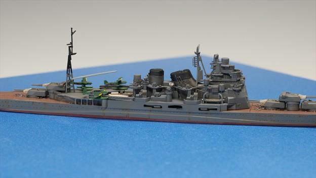 写真: 重巡洋艦高雄03