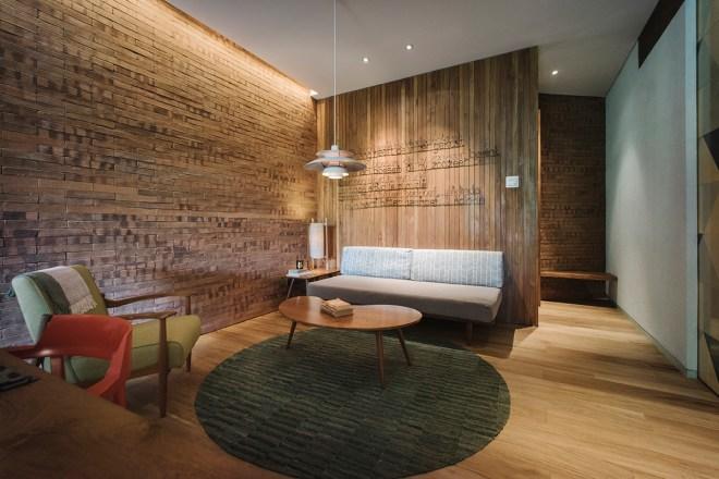 Katamama Living Room, Image © Katamama Hotel