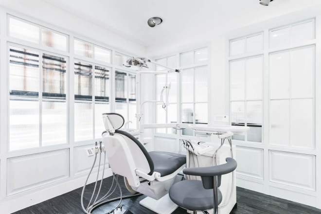 S Dental Clinic interior, image courtesy of Studio AOK