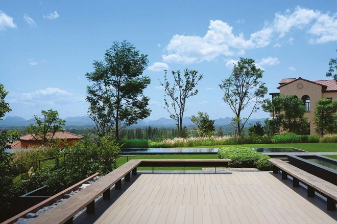 Baan Khao Yai, Image courtesy of Landscape Architects 49 Limited, Photo by Krisada Boonchaleow