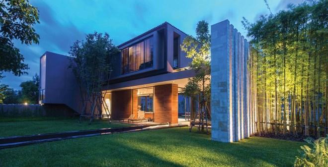 Baan Khao Yai, Image courtesy of Landscape Architects 49 Limited, Photo by Krisada Boonchaleow