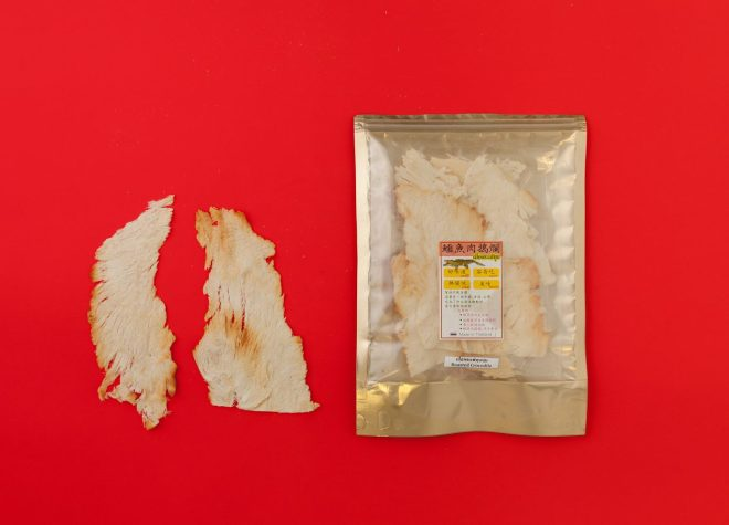 Tenderized Crocodile Meat, Watcharin, Photo by Ketsiree Wongwan
