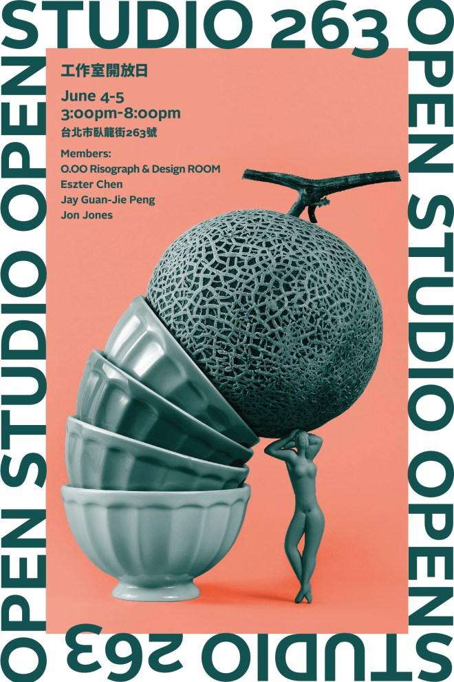 Studio 263 Open Studio, Image courtesy of Jay Guan-Jie Peng