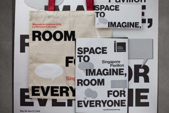 Space to Imagine, Room for Everyone - branding, publication and website, Image courtesy of Do Not Design