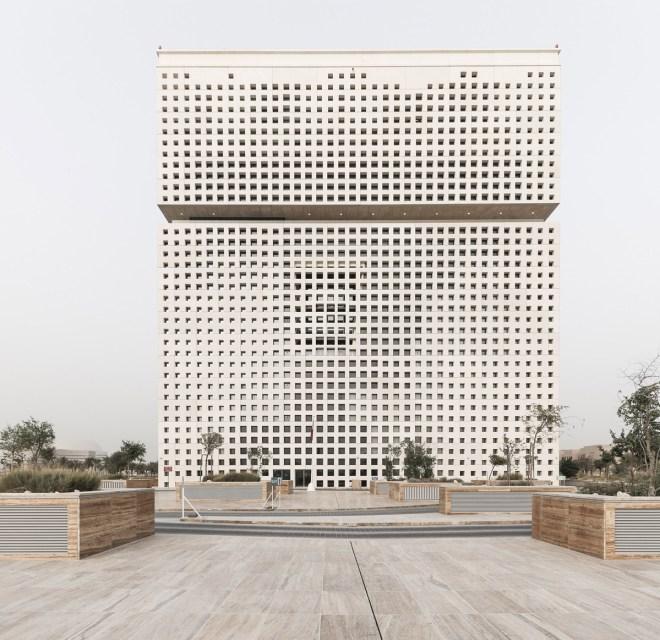 Qatar Foundation Headquarters