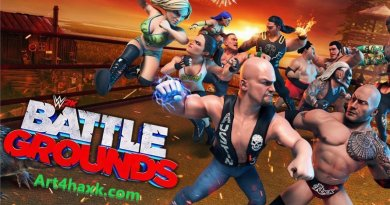 WWE 2K BATTLEGROUNDS torrent download