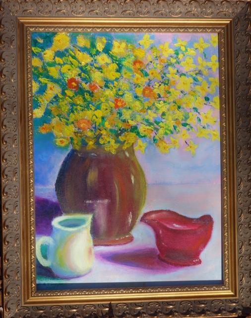 Steves Yellow flowers