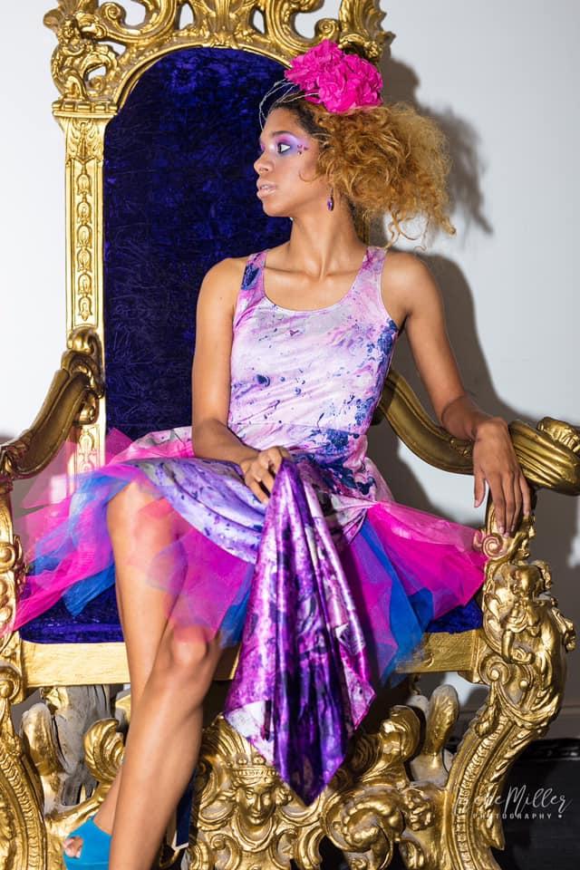 Kenyana Abernathy queen