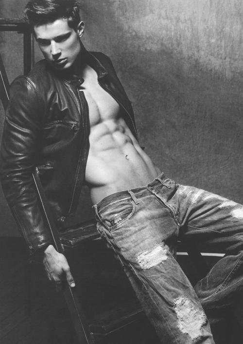 Danny Schwarz for Armani Jeans Fall 2009 by Takay