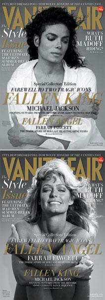 Michael Jackson & Farah Fawcett