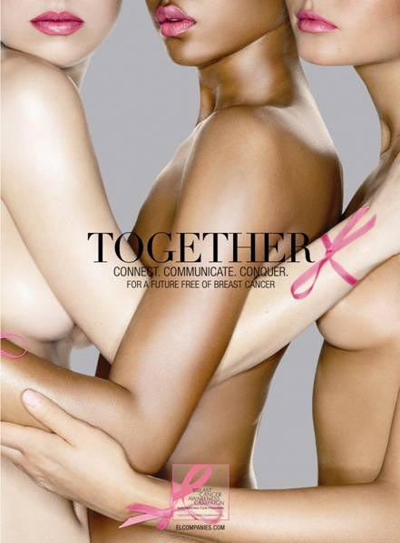 MAC Breast Cancer Awareness 2011 Ad Campaign | Art8amby's Blog