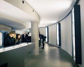 DANNER ROTUNDA. JEWELRY. REVISITED in the Danner Rotunda of the Pinakothek der Moderne, Munich