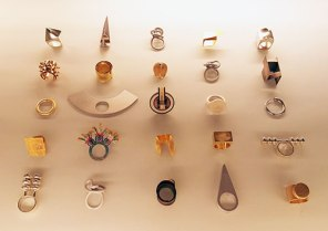 Catalog 162-186: rings by several different jewelers