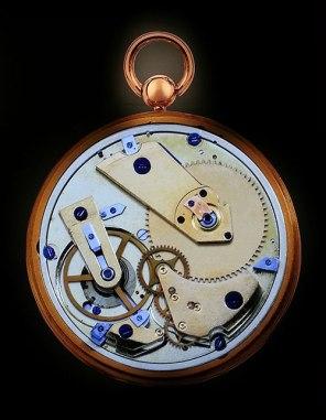Breguet: making a watch