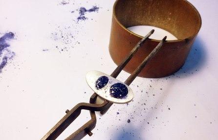 Stone inlay process