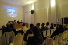Talk in Herakleion