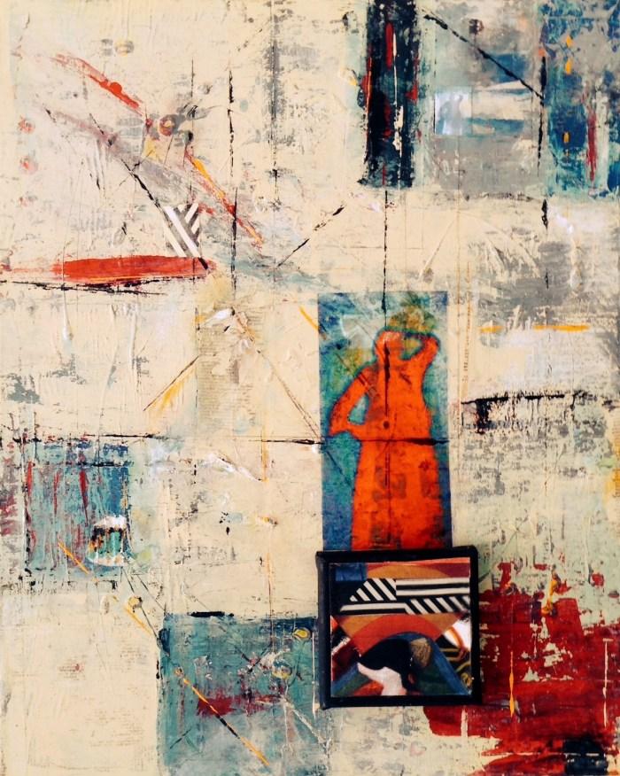 The Absence of Words, Hidden in Pattern, Susanne Belcher