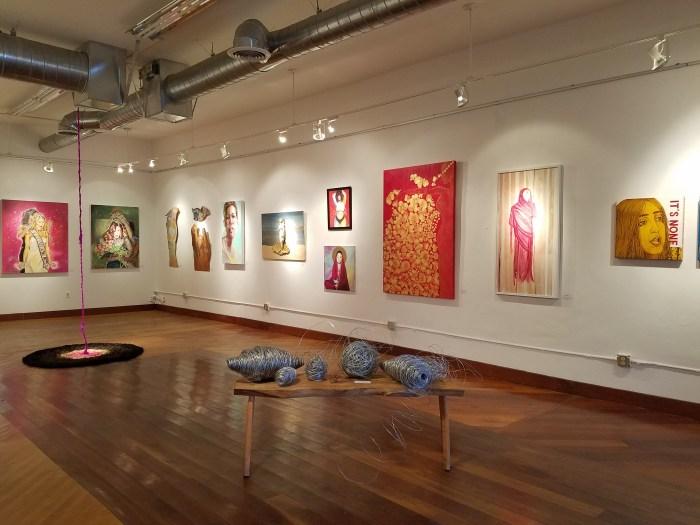 We Choose Art | A Feminist Perspective at MuzeuMM