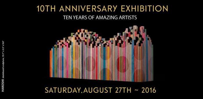 Corey Helford Gallery 10 Year Anniversary Exhibition & Celebration