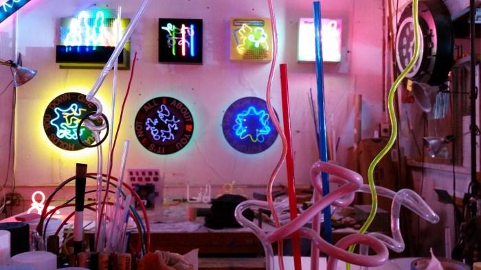 Maiden La | Linda Sue Price and Michael Flechtner open studios