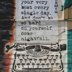Gabba Alley Art, Wrdsmth ©2016 Hidden Hi Fi, Gabba Gallery, Photo credit- JulieFaith, All rights reserved