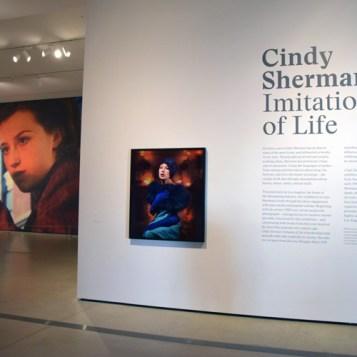 Cindy Sherman at The Broad. Photo Credit Kristine Schomaker