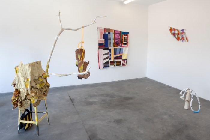 Kyla Hanson. Five Car Garage. Photo Courtesy of the Gallery
