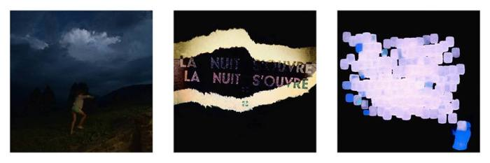 The Night Opens/ La Nuit S'Ouvre at BLAM to December 31st