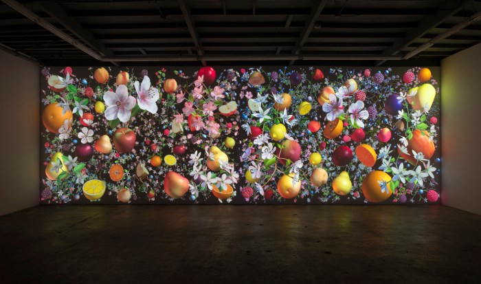 "Jennifer Steinkamp ""Still Life"" Photo Courtesy of ACME Gallery"
