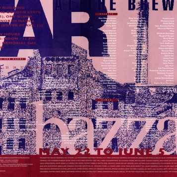 FAR Bazaar at the Brewery 1994