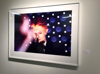 Steve Schapiro, David Bowie, _The Man Who Fell To Earth_ ©2017 PhotoLA, Photo credit- JulieFaith, All rights reserved.