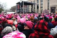 Women's March Washington D.C. January 21, 2017. Photo Essay Courtesy Samantha Fields