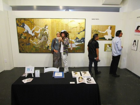 Art du Marche. Expo Contemporary. Fabrik Expo. Photo Credit Patrick Quinn.