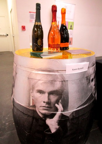Botart International Barrel Art Exhibition - Karen Bystedt. Fabrik Expo. Photo Credit Patrick Quinn.