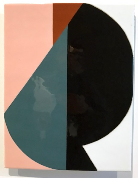 Ulrike Muller. Whitney Biennial. Whitney Museum of American Art, New York City, New York. Photo Credit Mario Vasquez.