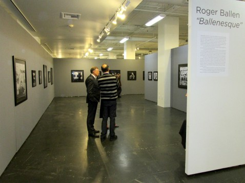 Roger Ballen. LA Festival of Photography. Fabrik Expo. Photo Credit Patrick Quinn.
