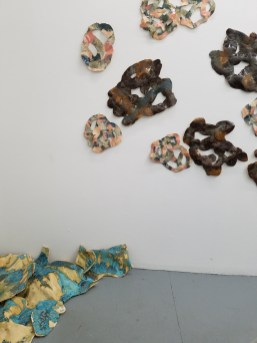 Diana Campuzano. Claremont Graduate University MFA Open Studios. Photo Credit Jacqueline Bell Johnson.